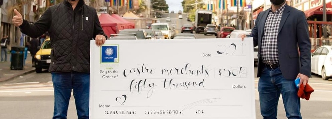 Castro Merchants awarded $50K grant to assist with COVID-19 economic recovery