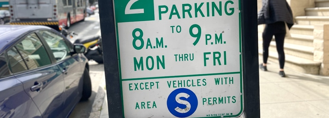 SFMTA to permanently replace residential parking stickers with virtual permits & license plate recognition technology