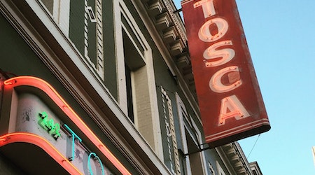 Tosca Cafe reopens parklet, indoor dining to come