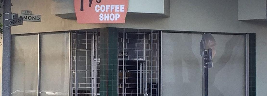 Glen Park's adorably quaint Tyger's Coffee Shop has permanently closed