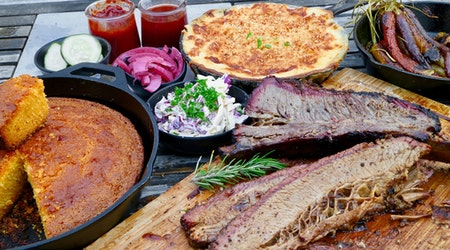 New pop-up joint slow-cooks craft BBQ in Mountain View