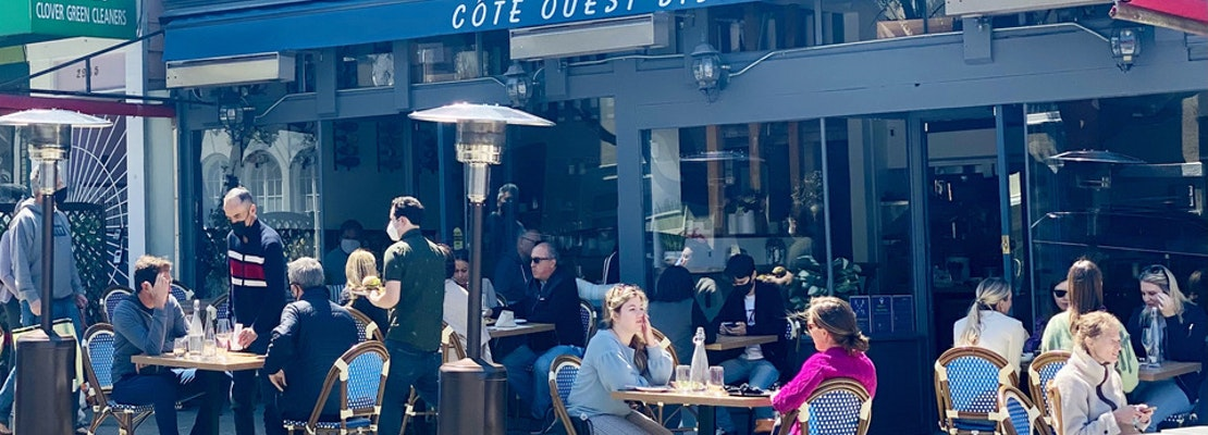 New French spot Côte Ouest Bistro opens in former Baker Street Bistro space