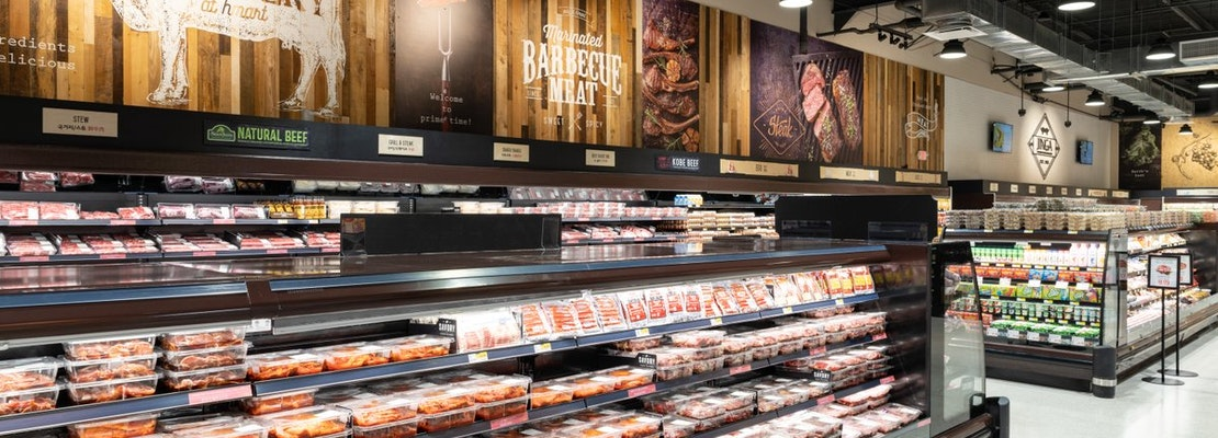 H Mart opens 'one-stop-shop for everything Asian' at Ocean View Shopping Center this week