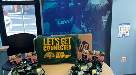 Select Oakland residents gain free wi-fi through new city-sponsored program