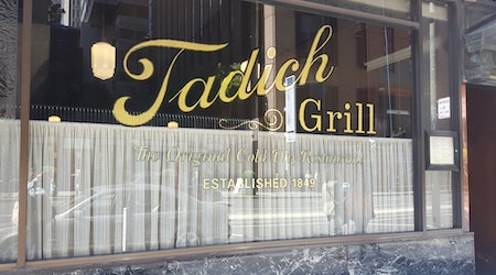 San Francisco's Tadich Grill is reopening Monday, April 5
