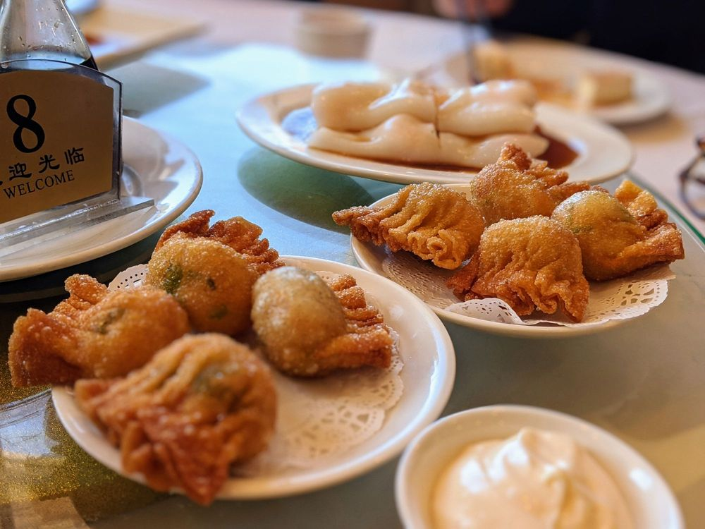 Amazing Dim Sum San Jose: Golden Palace