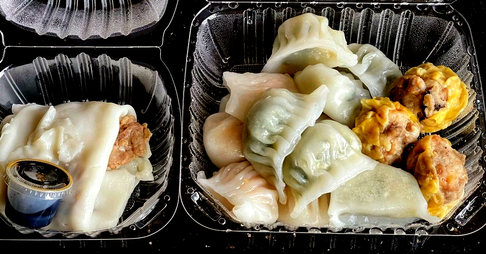 Best Dim Sum San Jose: Ocean Delight