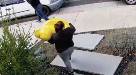 'Case quacked': Mountain View police arrest alleged rubber-duck statue thieves
