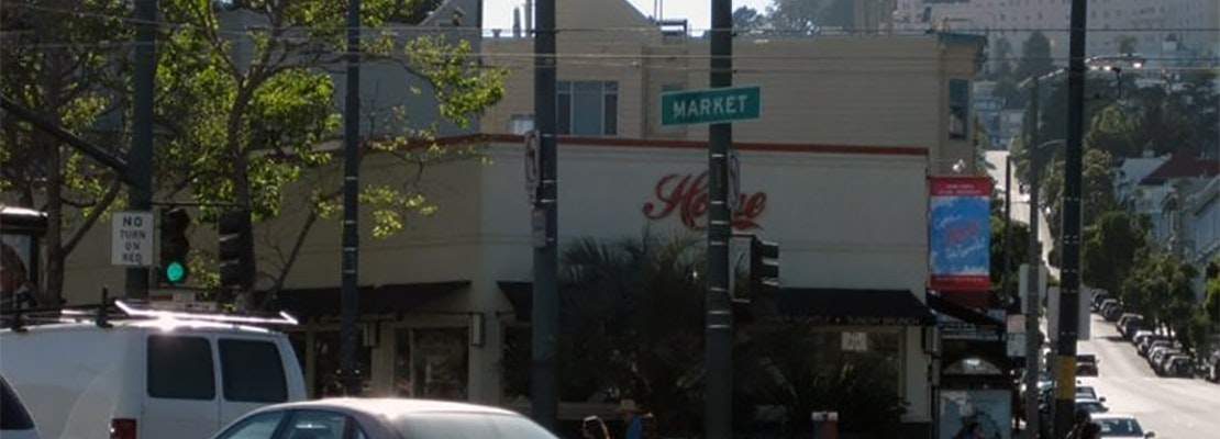2100 Market Street, formerly Home, Church Street Station, and The Truck Stop, makes appearance in 'Doodler' podcast