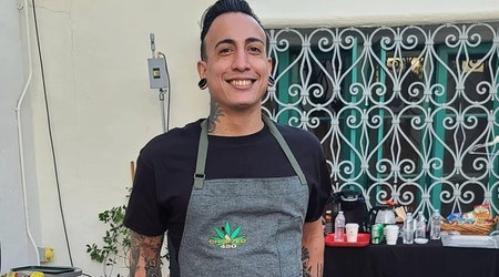 Local cannabis chef Victor Aguilera to appear on Food Network's 'Chopped 420'