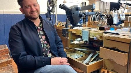 Custom fine jewelry workshop Nick Engel & Co. opens in Castro