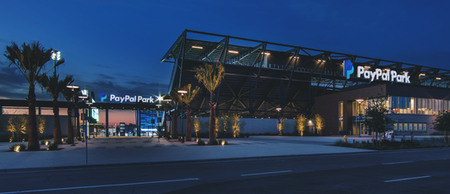 San Jose Earthquakes' stadium becomes PayPal Park, where contactless payments will reign supreme