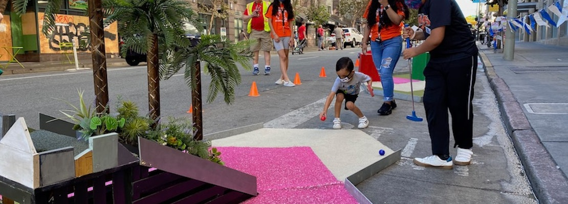 The Tenderloin gets a new park after successful Play Streets initiative