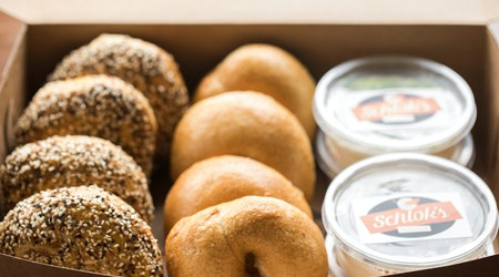 Bay Area bagel boom continues with opening of Schlok's in NoPa
