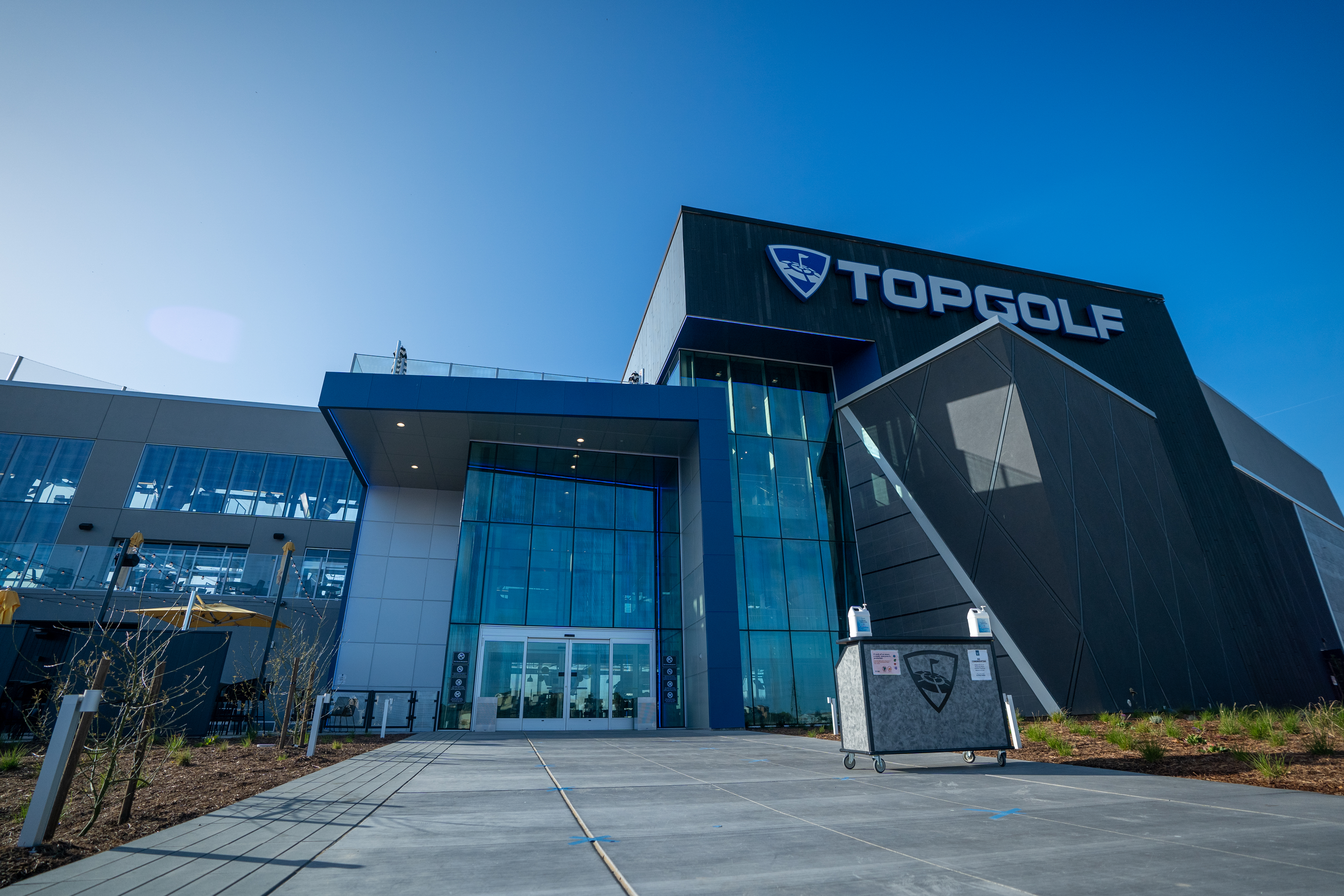 Topgolf San Jose