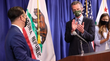 California is set to rescindmask mandates next month, but Bay Area counties likely to sort out their own new rules