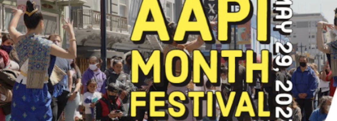 Larkin Street to host Asian American and Pacific Islander festival on Saturday