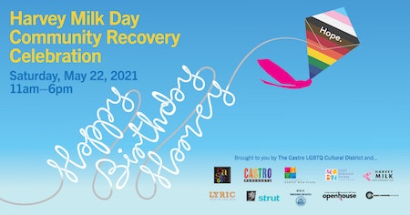 Castro neighborhood groups come together for Harvey Milk Day Community Recovery Celebration on Saturday