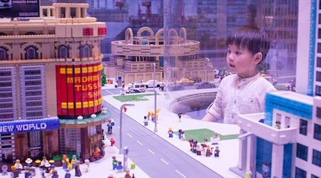 Legoland Discovery Center to open at the Great Mall in Milpitas on May 25