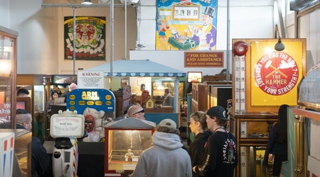 Musee Mecanique announces June 15 reopening