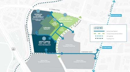 Microsoft buys large plot of San Jose land in proposed NorthTown development area