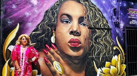 SoMa nightclub Oasis dedicates mural honoring LGBTQ+ icon & disco legend Sylvester