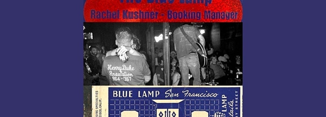 Tenderloin Museum event this week remembers The Blue Lamp and other Tenderloin dives