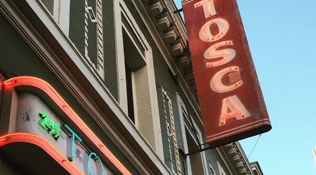 Tosca Cafe reopens its historic dining room for the first time in two years