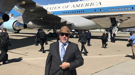 Shock jock Michael Savage ousted from Presidio Trust board of directors
