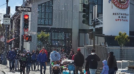 Fisherman's Wharf suddenly teeming will illegal booze vendors, city can't do much about it