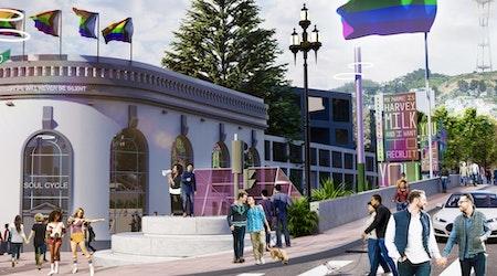 Castro neighborhood group releases preliminary designs for Harvey Milk Plaza redo