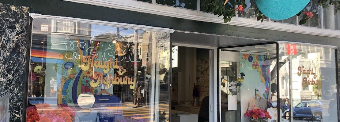New Haight and Ashbury-themed shop 'Haight & Ashbury' opens at Haight and Ashbury