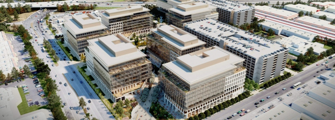 Huge tech campus plan at former Fry's headquarters moves ahead in San Jose