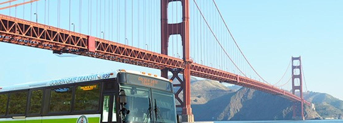 Golden Gate Transit bus and ferry rides will be free for July 4th weekend