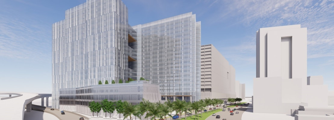 Two tall glass towers to create a new downtown San Jose landmark and change skyline