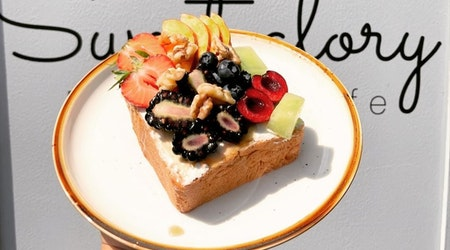 Sweet Glory opens in the Tenderloin with artisanal toasts and crepe cakes