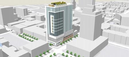 High-rise housing developer eyes Cinebar site in downtown San Jose