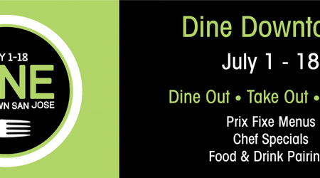 'Dine Downtown' offers discounts for dining in San Jose
