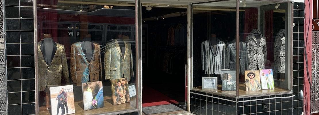 Custom-tailored designer fashion pop-up opens on Castro Street