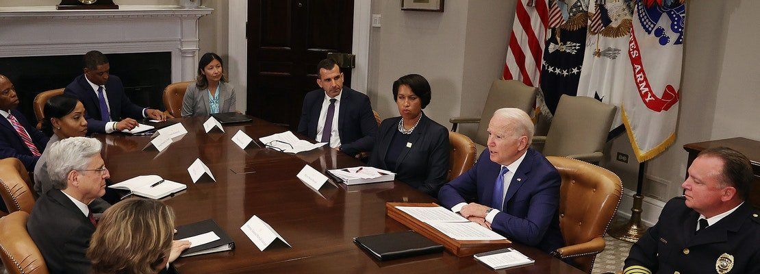 San Jose mayor talks gun reform with President Biden