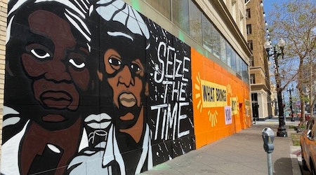 Artist As First Responder supports Oakland artists of color with funding and community