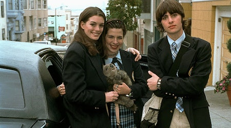 'The Princess Diaries' turns 20: A royal rundown of its SF locations