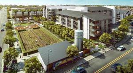 New housing project breaks ground in Santa Clara combining urban living and a working farm
