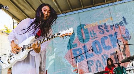 Noise Pop announces 20th Street Block Party lineup, Y La Bamba and Con Brio headlining