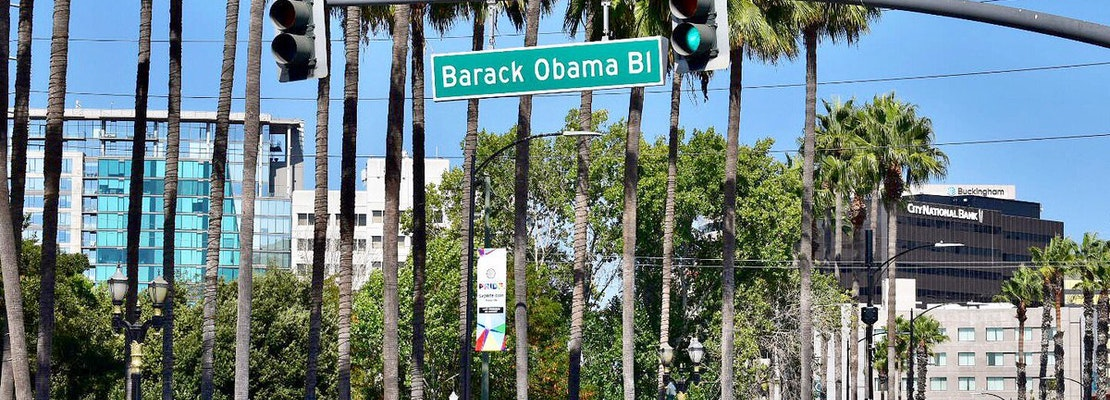 Barack Obama Boulevard officially debuts in downtown San Jose