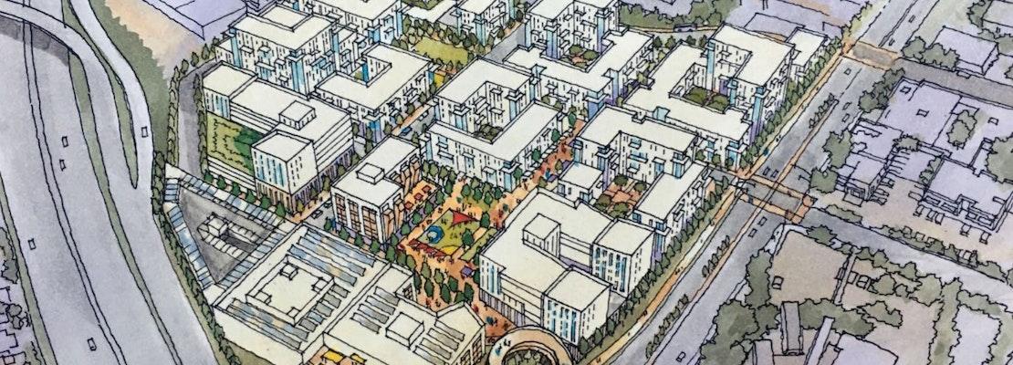 Mountain View pushes ambitious development plans, developer calls them unrealistic