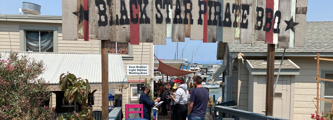 Black Star Pirate BBQ: A hidden waterfront treasure in the East Bay