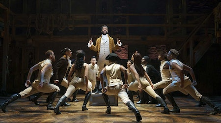 Tickets selling fast for 'Hamilton' in San Jose