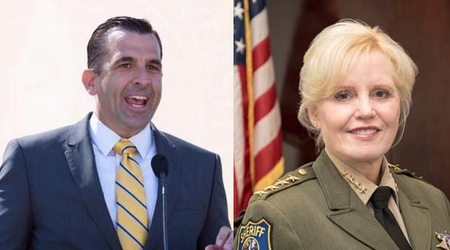 Santa Clara Co. Sheriff responds to calls to resign and possible investigations