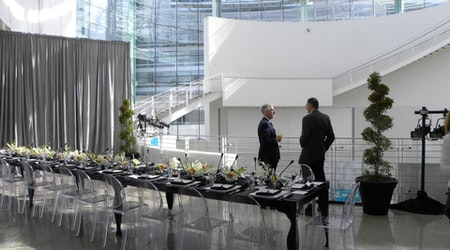 San Jose City Hall is finally back for open for in-person business